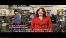 Elynn Bogdanoff – Policial Ad
