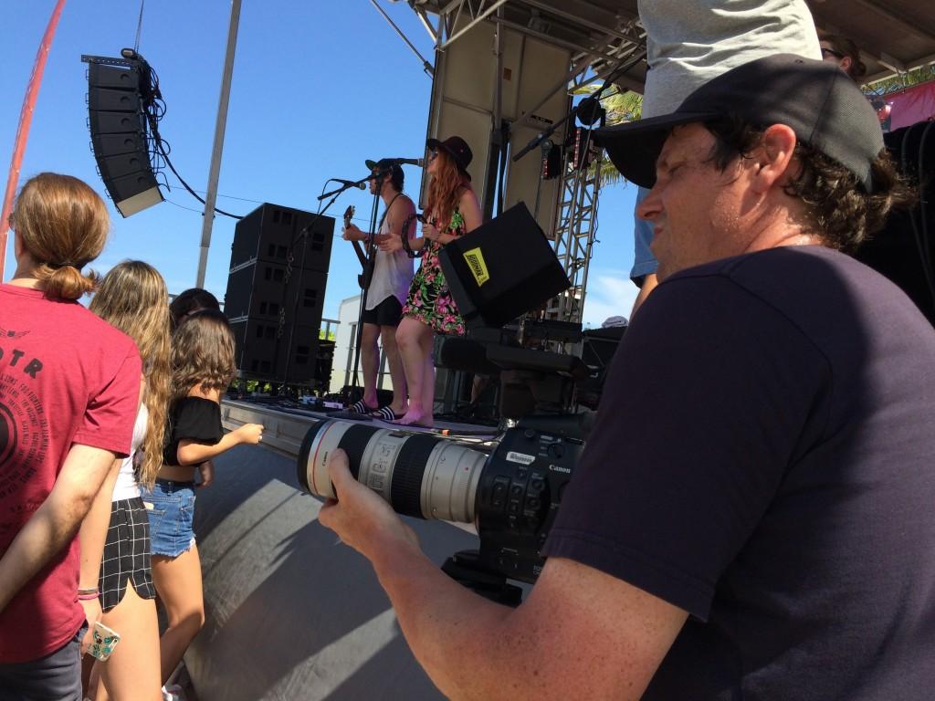 Camera Crew Miami